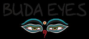 logo buda eyes - cores